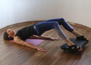 prezentacja ćwiczeń na orbit Pilates