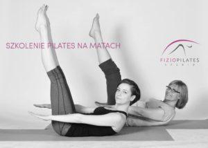 baner pilates na matach szkolenie w Fizjopilates