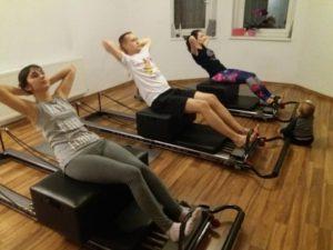 reformer pilates trio